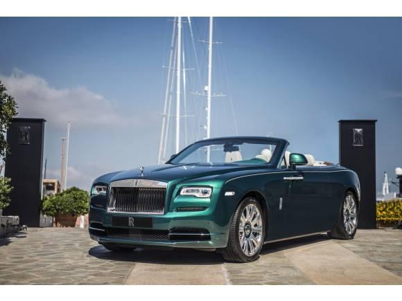 Rolls-Royce se inspira en Porto Cervo para dos versiones exclusivas