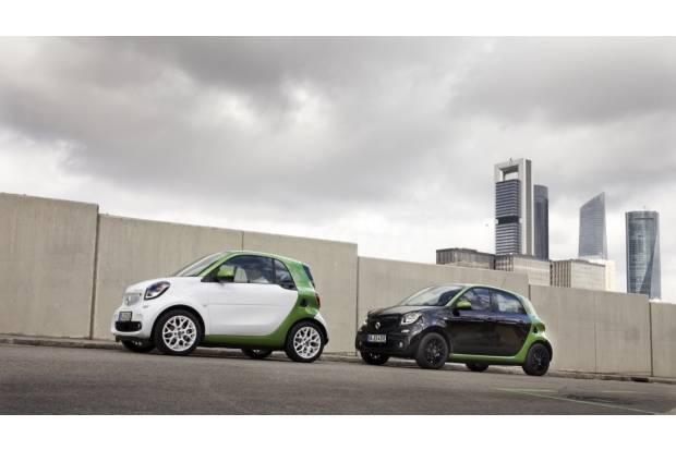 Prueba: smart electric drive: un coche eléctrico con mucho sentido