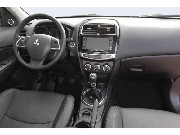 Prueba Mitsubishi ASX 180 DI-D: no tan básico