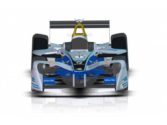 Así serán los monoplazas de la Fórmula E para la 2016/17