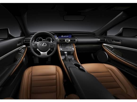 Nuevo Lexus RC 300h 2019 híbrido con muchas mejoras