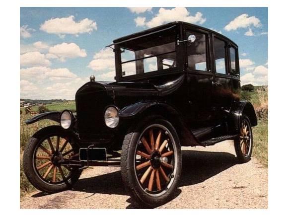 Ford T: Un coche de récord
