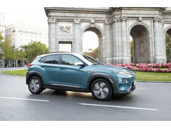 Primera prueba del Hyundai Kona Eléctrico: gama y precios