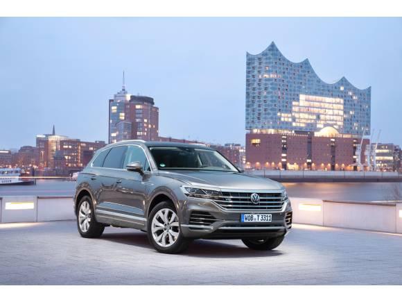 Volkswagen Touareg: ya disponible con el motor V8