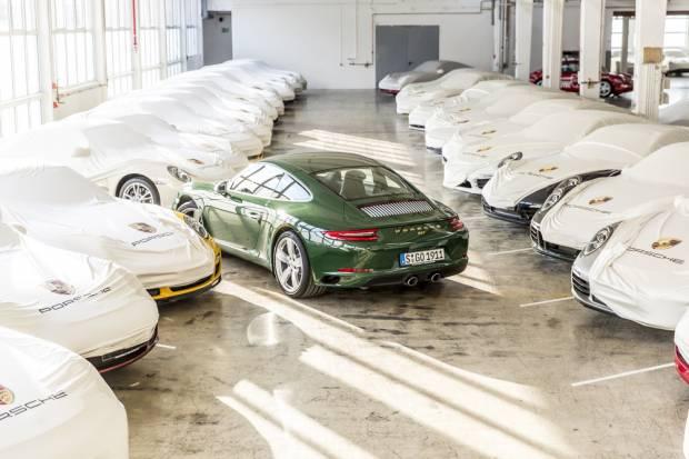 Un millón de Porsche 911: el deportivo con más éxito dentro y fuera de los circuitos