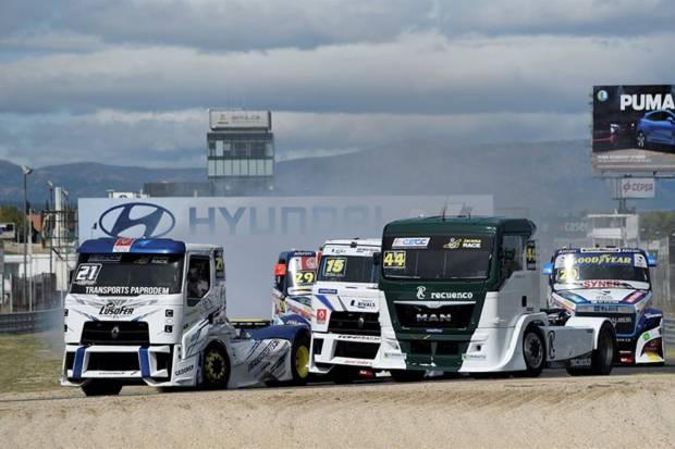 ¡Vuelven las carreras de camiones! Ya disponibles las entradas para el Jarama