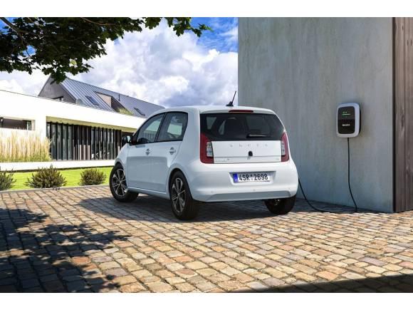 Skoda Enyaq: llega un nuevo SUV eléctrico, basado en la plataforma MEB