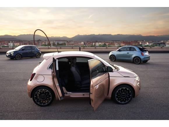 Nuevo Fiat 500 3+1: con una puerta trasera adicional