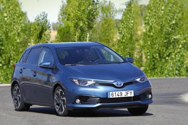 Toyota Auris: ¿cuál compro, híbrido, gasolina o diésel?