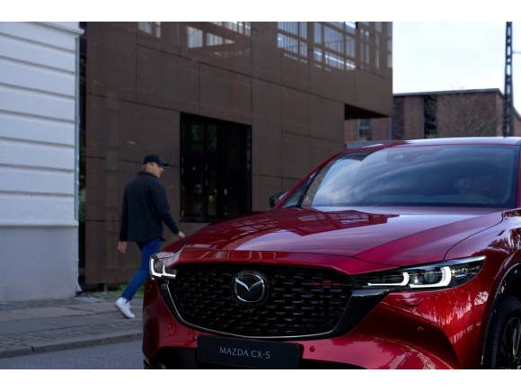 Nuevo Mazda CX-5: llegará en 2022 con ligeros cambios estéticos