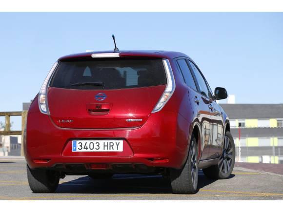 Prueba nuevo Nissan Leaf: ¡Me gustan los eléctricos!