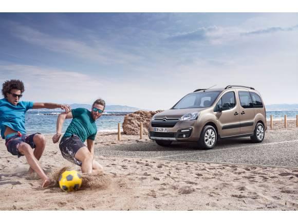 El Citroën Berlingo estrena nueva imagen