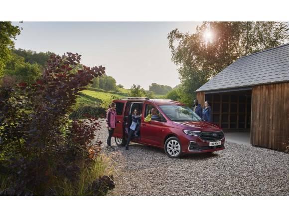 Ford Tourneo Connect, la combinación para el trabajo y la diversión