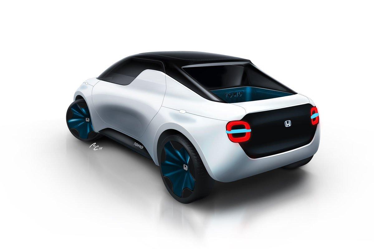 Honda Tomo
