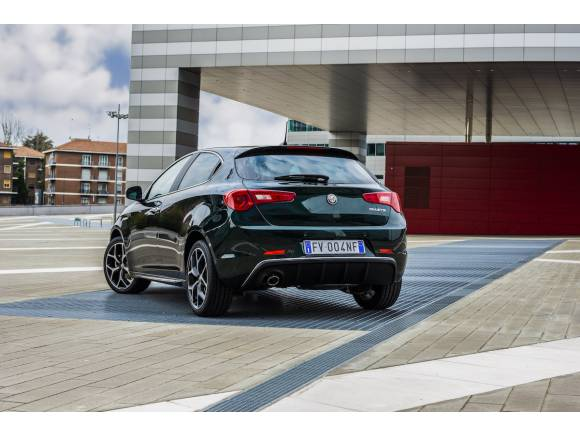 Nuevo Alfa Romeo Giulietta 2019, actualizado de equipamiento