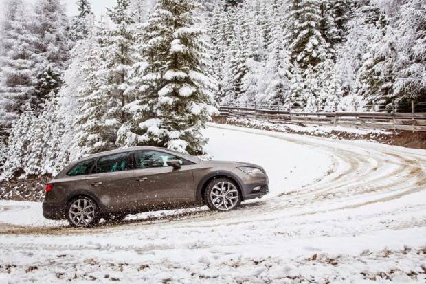 Restricciones de la DGT para circular en las carreteras con nieve