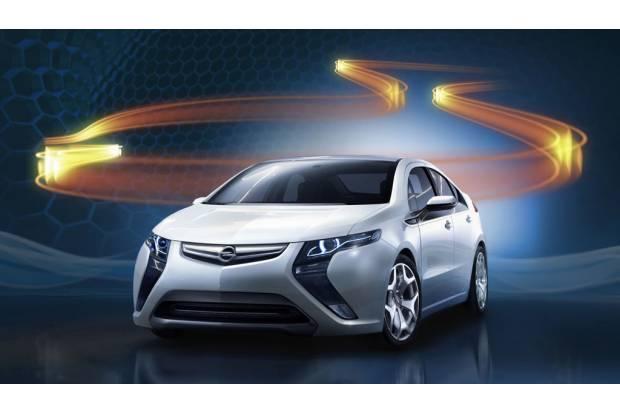 Nuevos Opel Astra y Ampera