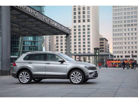 ¿Qué tiene de nuevo el VW Tiguan 2016?