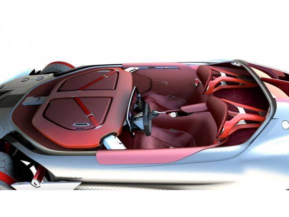 Renault Trezor, el GT eléctrico del futuro