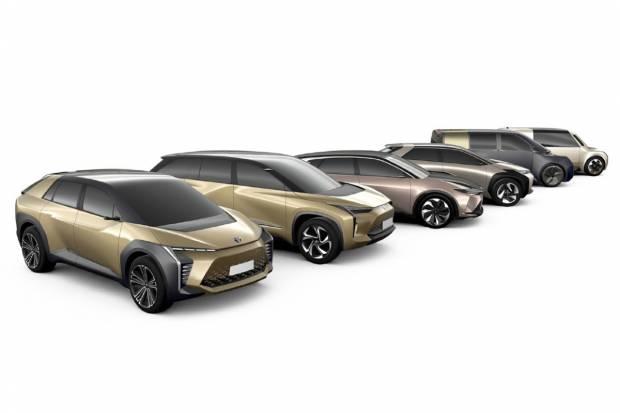 Toyota comercializará dos coches eléctricos y un híbrido enchufable en 2021