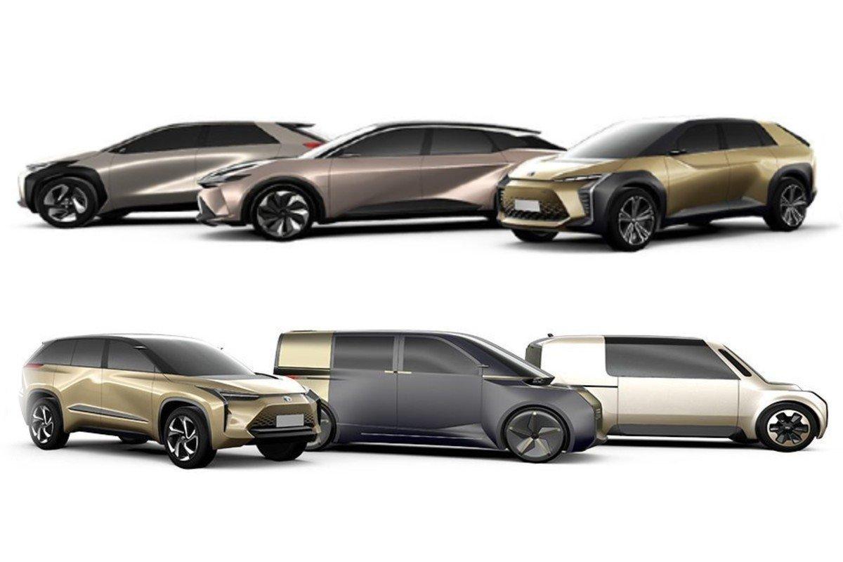 toyota coches eléctricos