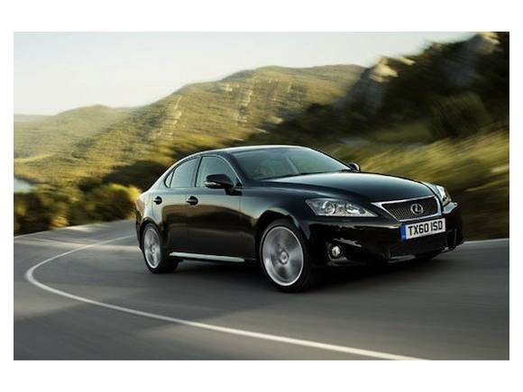 Lexus, buena alternativa a BMW