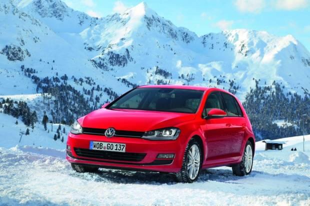 Vídeo: Nuevo Volkswagen Golf 4Motion 2013