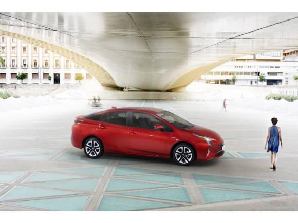 El nuevo Toyota Prius rebaja el consumo a sólo 3 l/100 km