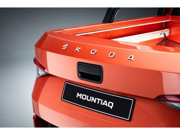 Skoda Mountiaq: ideando un pick-up para Skoda