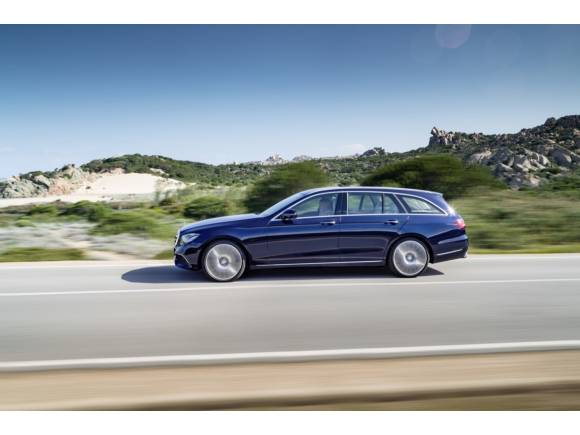 Mercedes Clase E Estate: elegancia en formato familiar