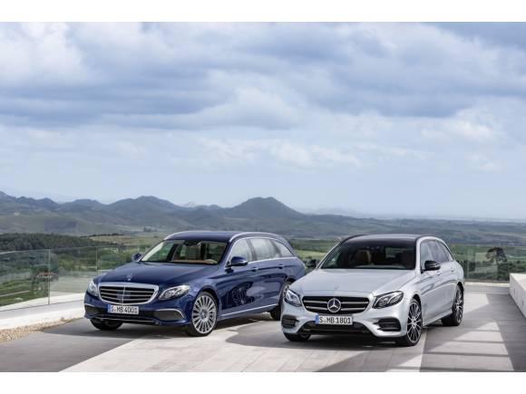 Mercedes Clase E Estate: elegancia en formato familiar