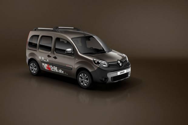 El Renault Kangoo se renueva con dos nuevas versiones