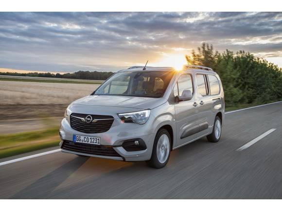 Opel Combo Life: nuevo motor gasolina de 130 CV