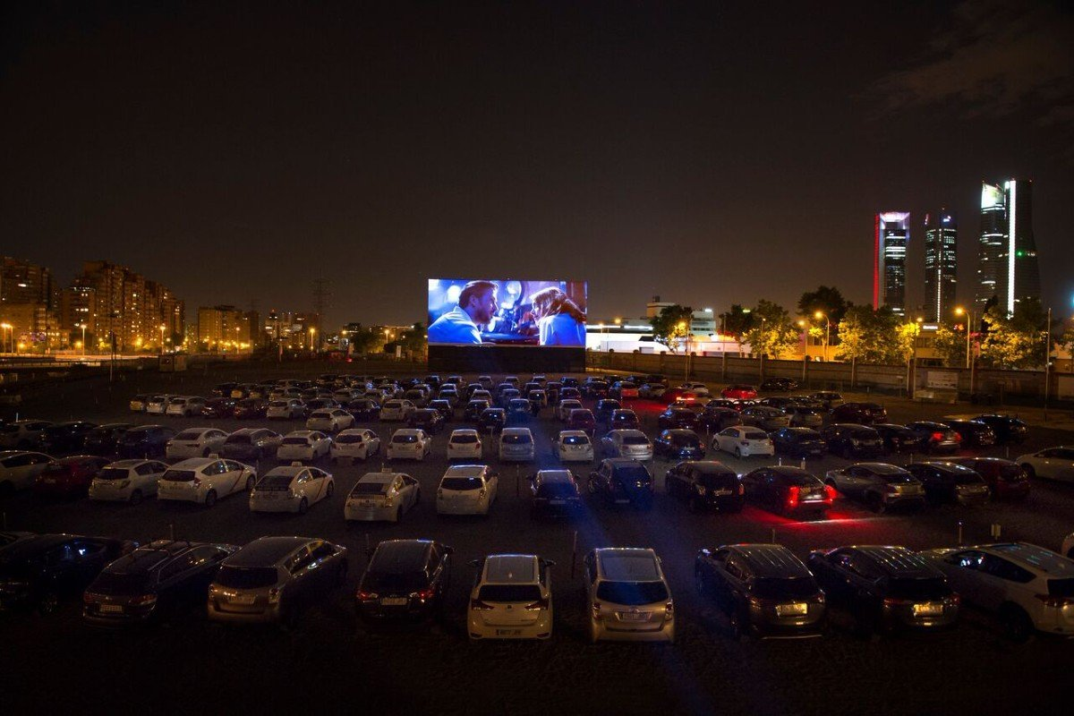 BMW Drive-in Fest