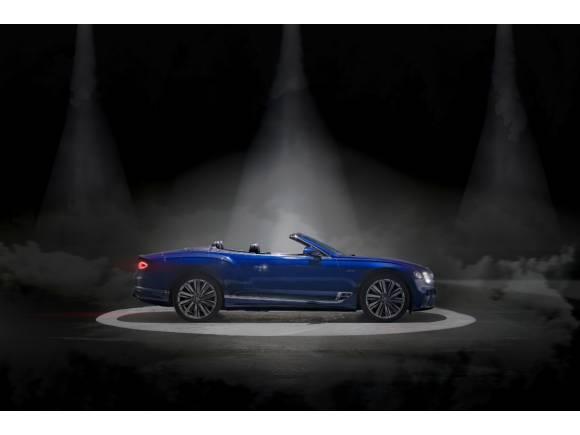 Nuevo Bentley Continental GT Speed Convertible: sencillamente espectacular