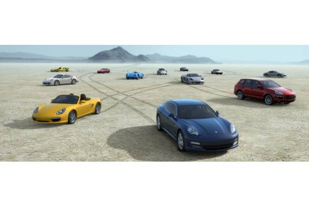 Nuevo anuncio Porsche Panamera, bienvenido a la familia