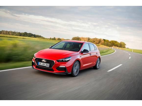 N Line: Hyundai estrena su gama de acabados deportivos