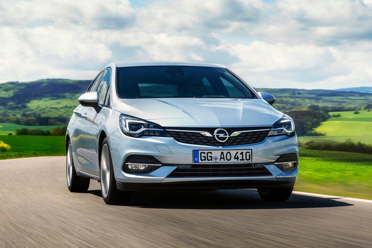 Opel Astra precios
