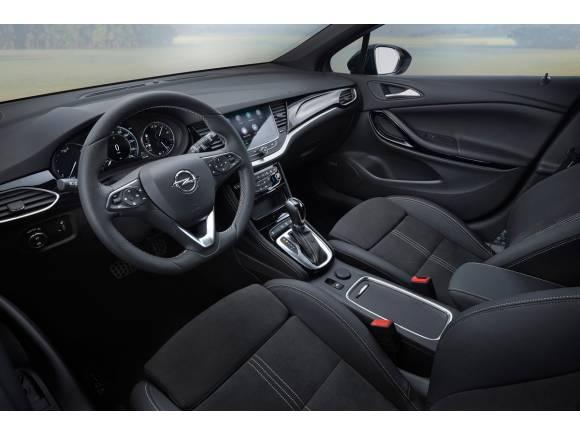 Gama y precios del nuevo Opel Astra