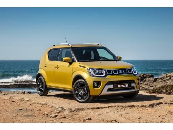 Nuevo Suzuki Ignis 2020: un SUV microhíbrido desde 14.575 euros