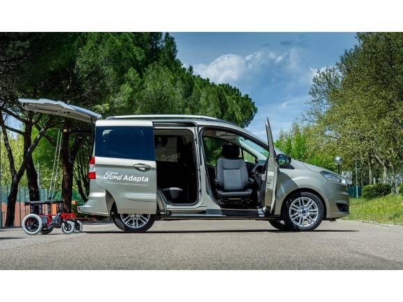 Ford Adapta 2017: más facilidades para personas con movilidad reducida