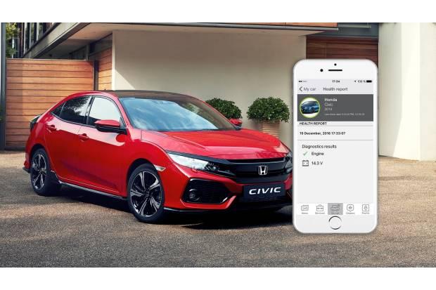 Honda incluye nuevos servicios de conectividad con My Honda