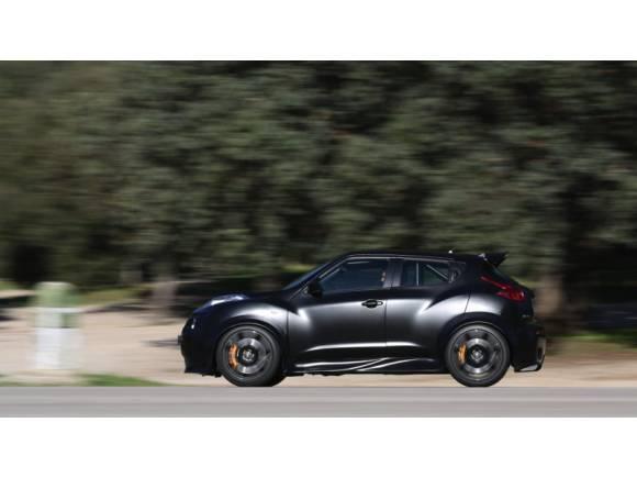 Nissan Juke-R: probamos el SUV del medio millón de euros