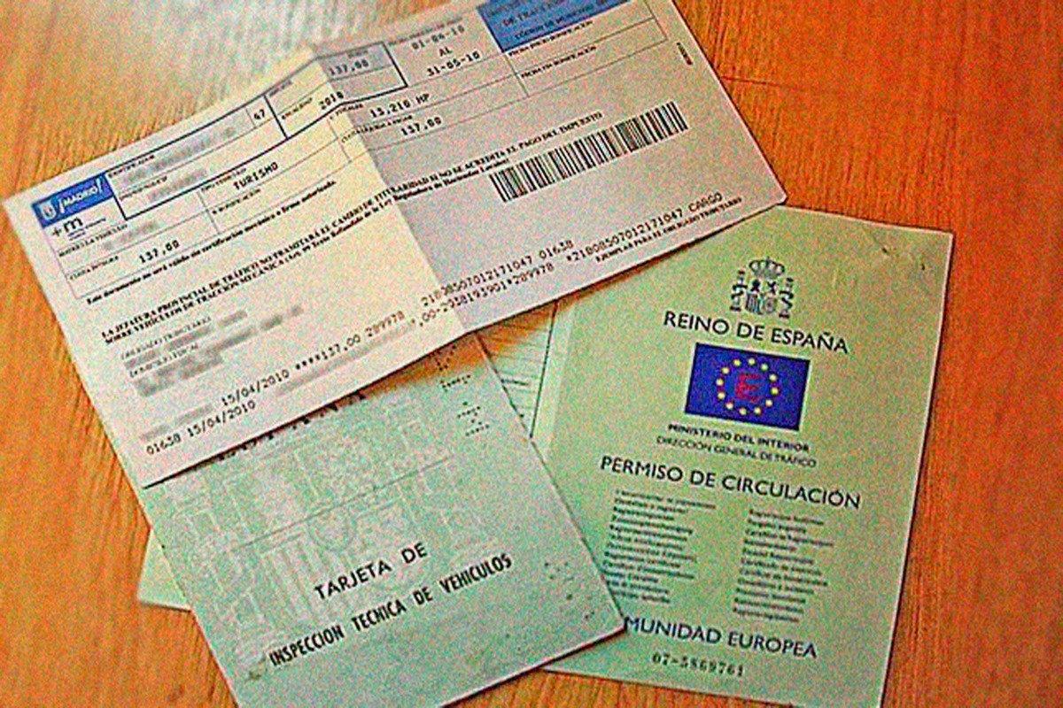 multas carnet conducir