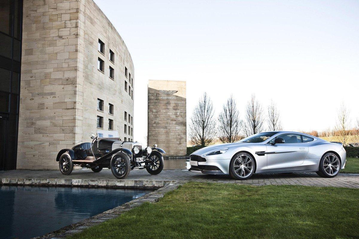 Centenario Aston Martin