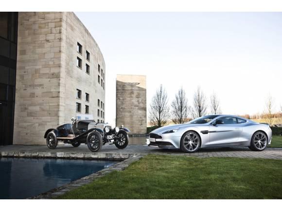 Video: Los 100 años de historia de Aston Martin