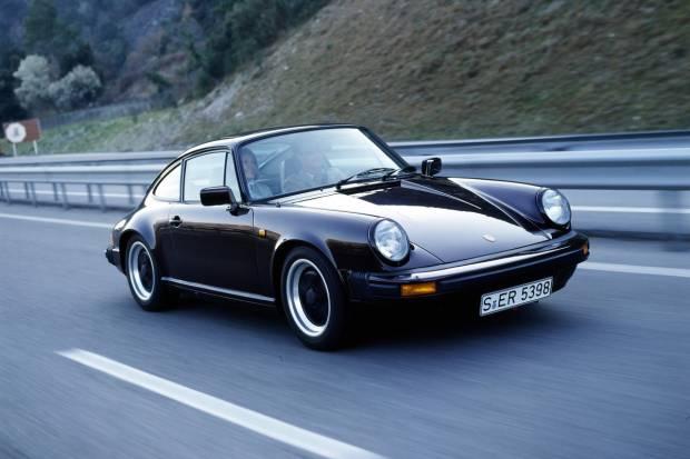 Historia del Porsche 911: segunda generación, el Modelo G