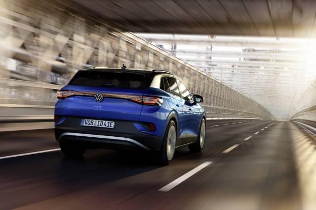 Nuevo Volkswagen ID.4: eléctrico, con 204 CV y 520 km de autonomía