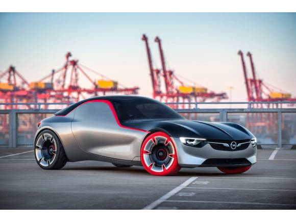 Opel GT, el prototipo de los deportivos