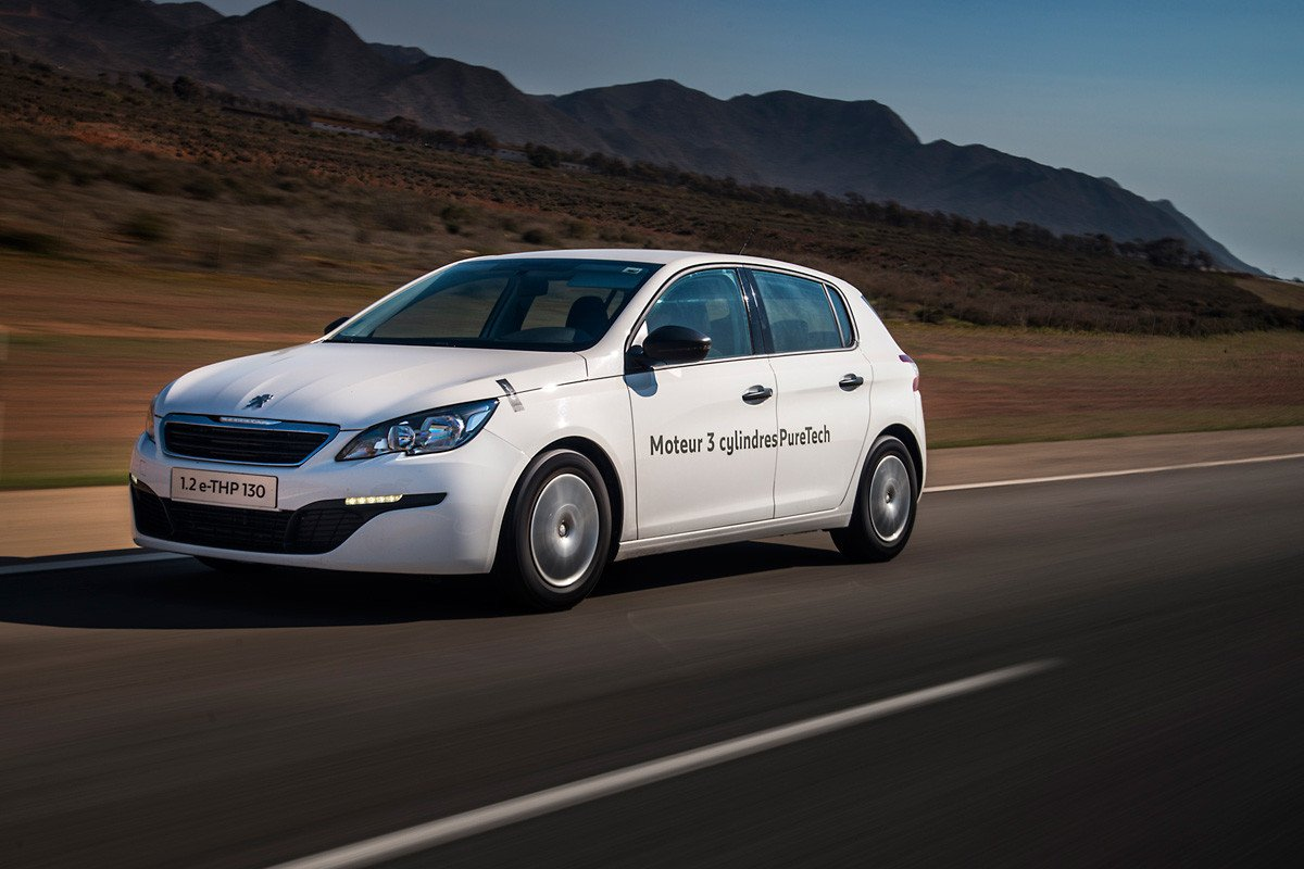 nuevo r cord un peugeot 308 que consume 2 85 litros 100 km. Black Bedroom Furniture Sets. Home Design Ideas